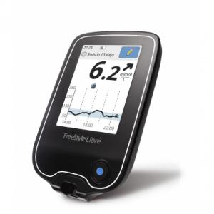 Freestyle Libre Data Display