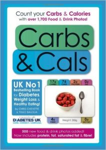CARBS AND CALS BOOK